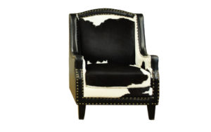 Ethnic tribe occasional chair