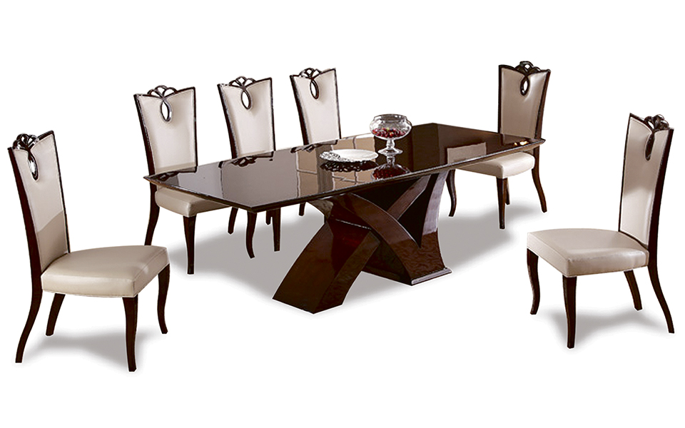 Prandelli dining room suite - United Furniture Outlets