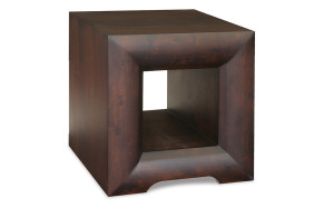 bullnose end table