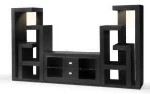 Gia 3 Piece Wall unit-25605