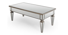 Mirrored Coffee Table-38513