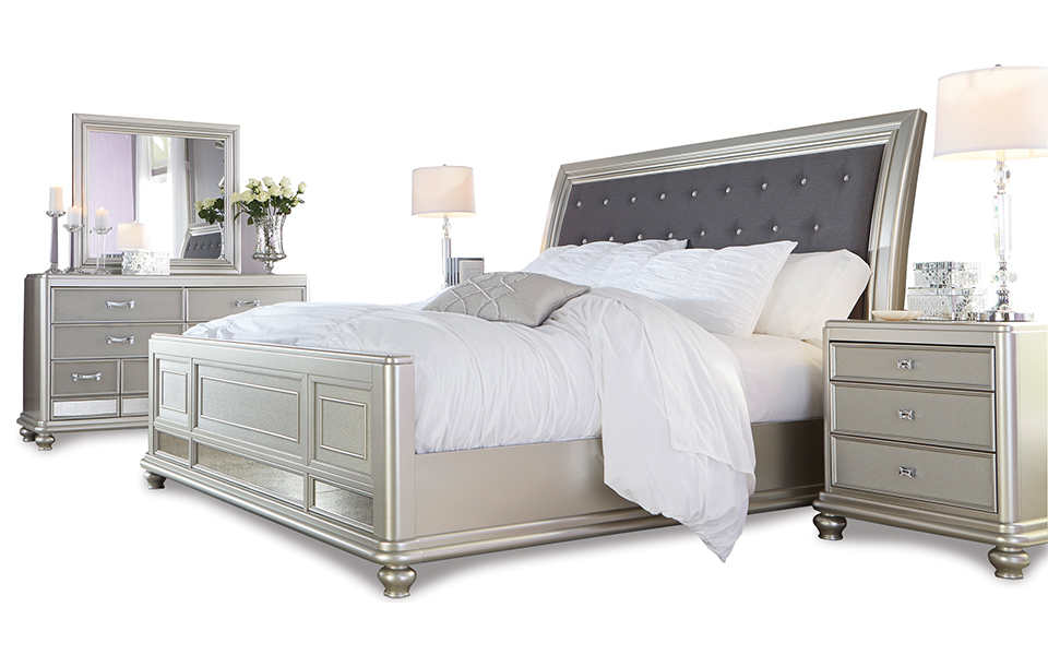 capello bedroom suite united furniture outlets