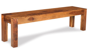Columbus dining bench