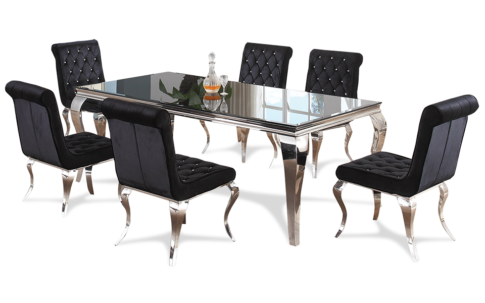 L Furniture Warehouse Victoria Bc Of Dining Room Suite The R2400 Negative Type Table And Chairs