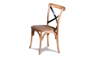 criss cross dining chair - 17204