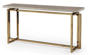 Model LZ-155CN Console table - 17504