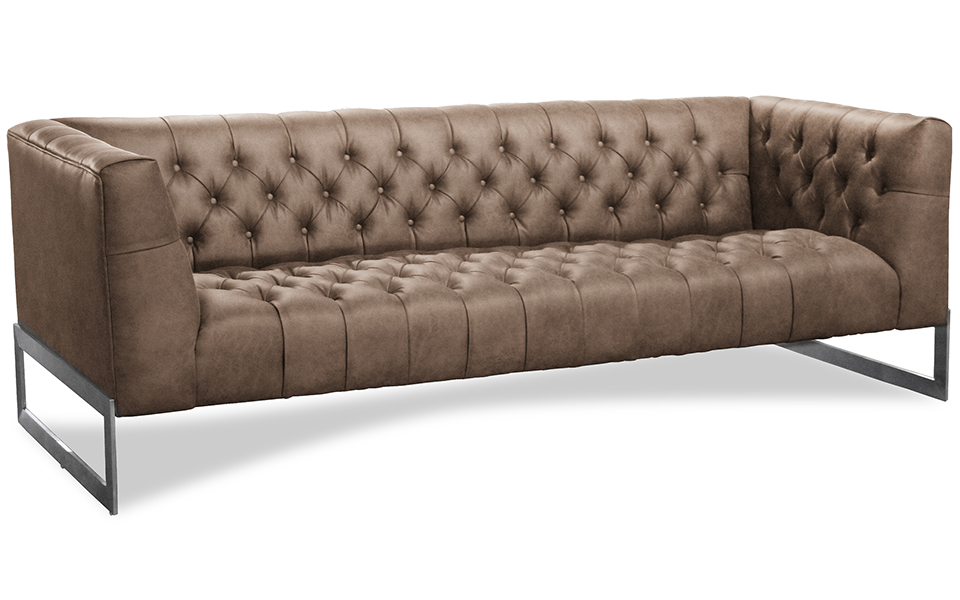 Glitz 2 seater couch united furniture outlets for Fabric couches for sale