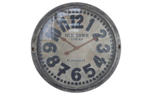 Old town clock 68cm - 30957