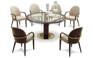 Symphony dining room suite