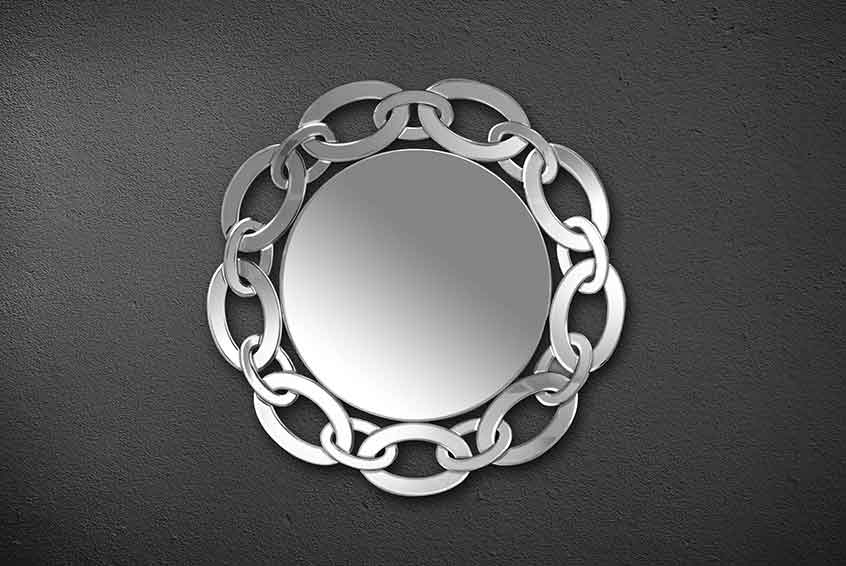 GD8012 79dia chain mirror