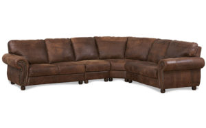 Leather Corner Couches | United Furniture Outlets