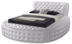 Angelica round bed