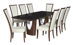 Seranto dining room suite