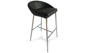 Vera Bar stool Black - 18205
