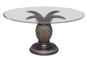Pineapple dining table