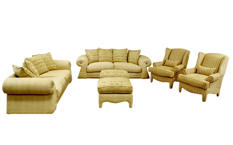 Chagall lounge suite - United Furniture Outlets