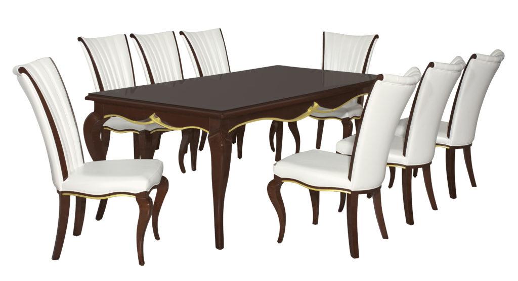 Trieste dining room suite