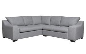 Elba 2pce corner lounge suite