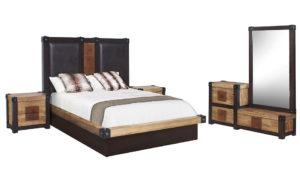Norwood bedroom suite