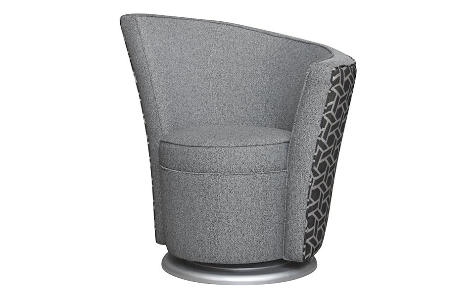 Eve Chair Left – Black