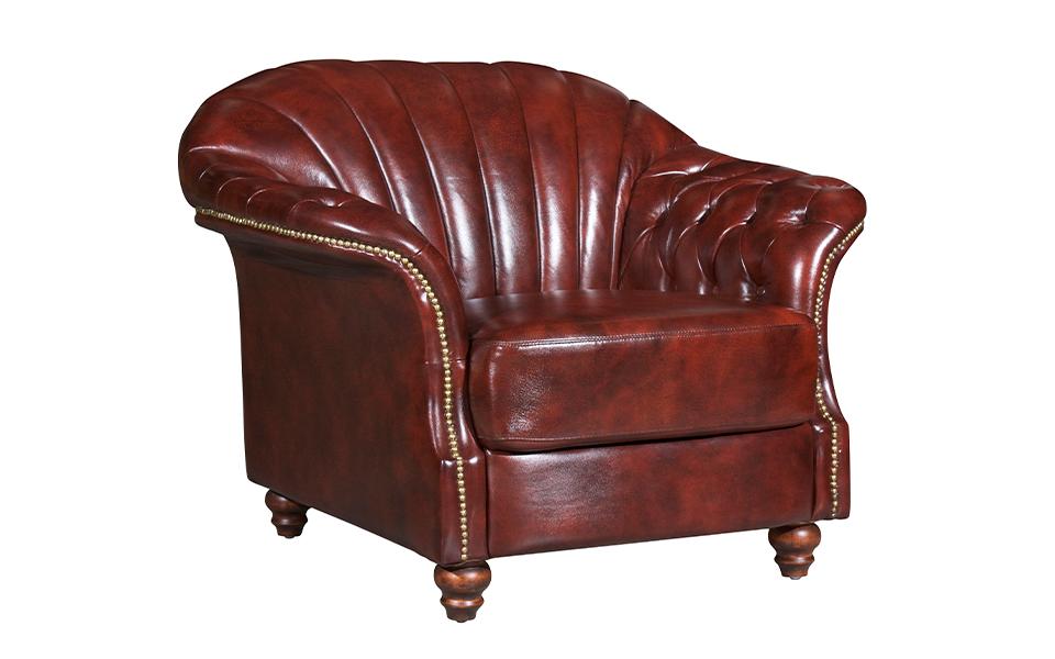 Shellback chair