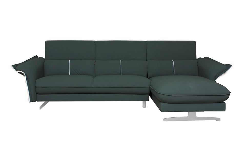 Neptune 2-piece corner lounge suite